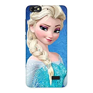 Princess Wink Back Case Cover for Honor 4C