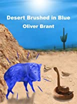 Desert Brushed in Blue