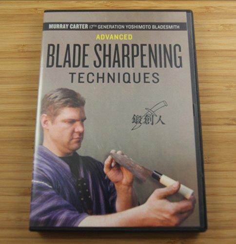 Murray Carter Advanced Blade Sharpening Techniques Dvd