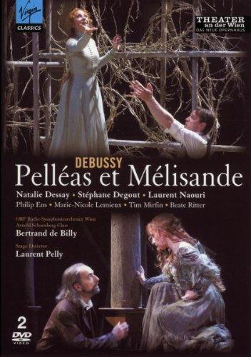 Pelleas Et Melisande - Debussy  - DVD