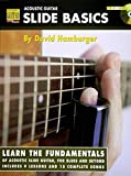 img - for Acoustic Guitar Slide Basics (Acoustic Guitar Magazine's Private Lessons) book / textbook / text book