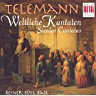 Telemann: Cantatas (Secular) - TWV 20:37, 48, 57, 66