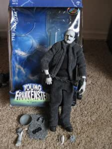 "Sideshow Toys ""Young Frankenstein"" Limited Edition THE MONSTER 12"" Figure"