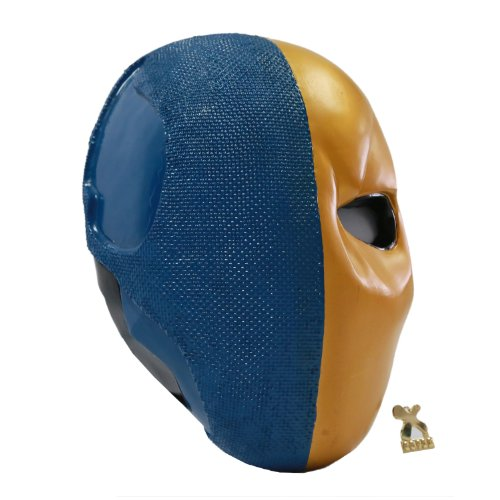 Supervillain Mask Helmet Cosplay Accessories for Halloween Costume