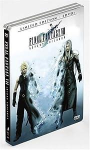 Final Fantasy VII: Advent Children (Steelbook) (Limited Edition) [2 DVDs]