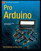 Pro Arduino Front Cover