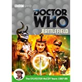 Doctor Who - Battlefield [DVD] [1989]by Sylvester McCoy