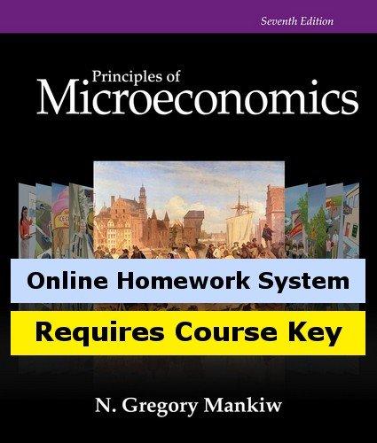 Aplia online homework system