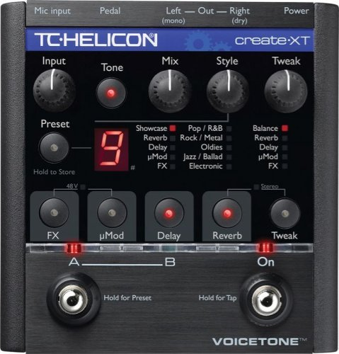 Cheap TC Electronics VoiceTone Create XT Vocal Effects Processor