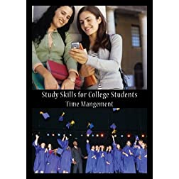 Study Skills for College Students