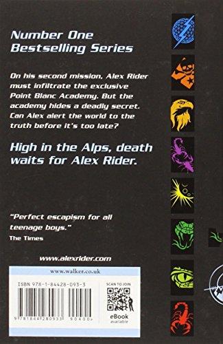Point Blanc (Alex Rider)