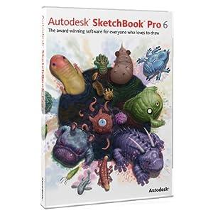 Beste Zeichenprogramme: Autodesk Sketchbook Pro 6