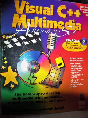 Visual C++ Multimedia Adventure Set: The Best Way to Develop Multimedia with Animation, Sound, Video, Music, and More in Visual C++ (Music Trade In Program compare prices)