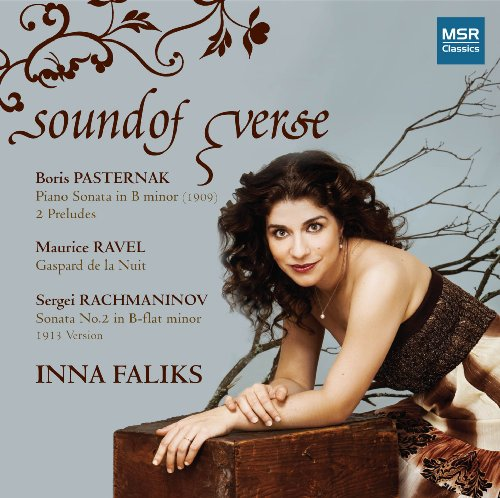 Inna - Sound Of Verse: Piano Music By Pasternak, Ravel And Rachmaninov - Zortam Music