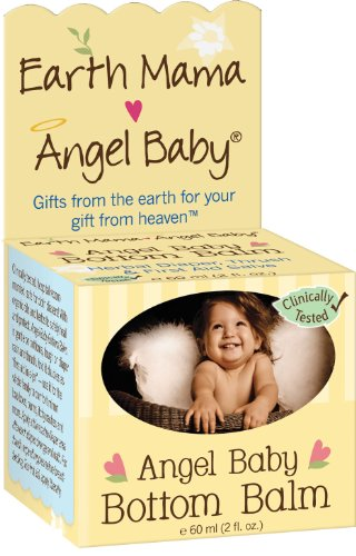 Earth Mama Angel Baby Angel Baby Bottom Balm,