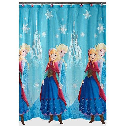 Disney Frozen Shower Curtains -