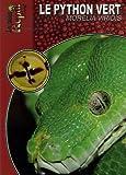 echange, troc Steven Arth, Sandra Baus - Python Vert et Arboricole