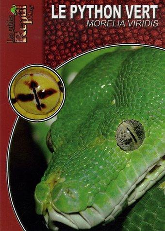 Le python vert arboricole morelia viridis t l charger for Les espaces verts pdf