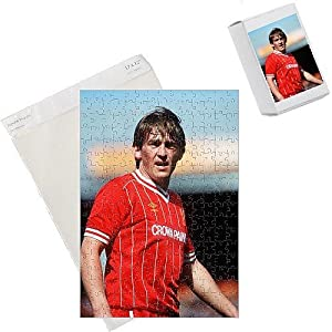 Photo Jigsaw Puzzle of Kenny Dalglish Liverpool 1983/1984 from Fotosports by Media Storehouse