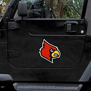 NCAA Louisville Cardinals Large AutoGraphics Magnet