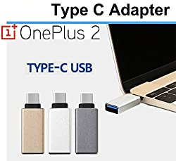 High Quality Type-C to USB 3.0 OTG Adapter for OnePlus Two 2 Durable Mini Data Cable Adapter