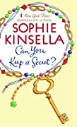 Can You Keep a Secret? by Sophie Kinsella cover image
