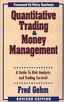 Quantitative trading system book