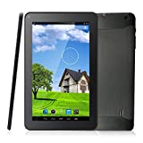 9 Quad Core FeiPai Tablet PC Android 44 Kitkat 5 point Capacitive Display Touchscreen 1024 x 600 Powerful GPU 8GB Storage Wifi Bluetooth