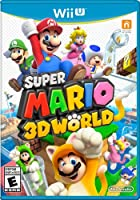 Super Mario 3D World - Nintendo Wii U by Nintendo
