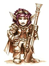 Stonehaven Gnome Female Long Gunner Miniature