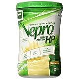 Abbott Nepro HP Vanilla Powder -400gm High Nutrition Energy Feed Steady (6) (Tamaño: 6)