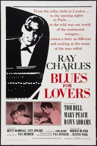 Blues For Lovers Movie Mini Poster 11 inches x 17 inches
