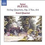 String Quartets Op.2 Nos.4-6