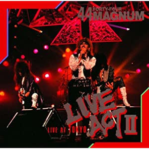 LIVE ACT II 完全盤(紙ジャケット/SHM-CD)