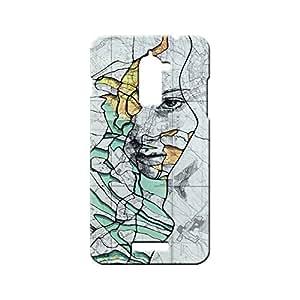 G-STAR Designer 3D Printed Back case cover for Coolpad Note 3 Lite - G3680