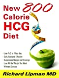 img - for New 800 Calorie HCG Diet book / textbook / text book