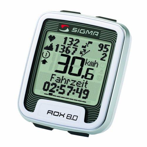 Sigma Ciclocomputer Rox 8.0