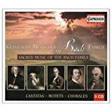 Chormusik der Bach-Familie