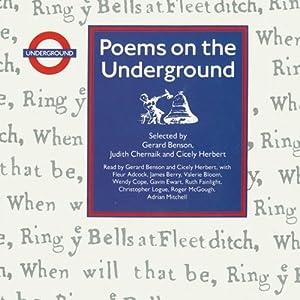 Poems on the Underground Audiobook