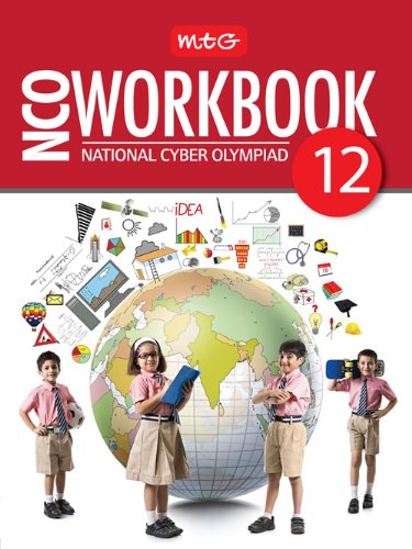 MTG National Cyber Olympiad (NCO) Work Book - Class 12
