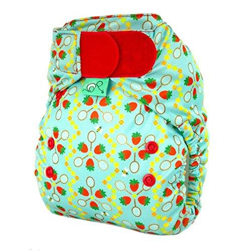 Tots Bots EasyFit Cloth Diaper, Wimblebum - 1