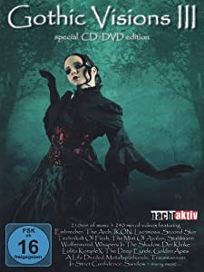 Gothic Visions III (DVD + Audio-CD)