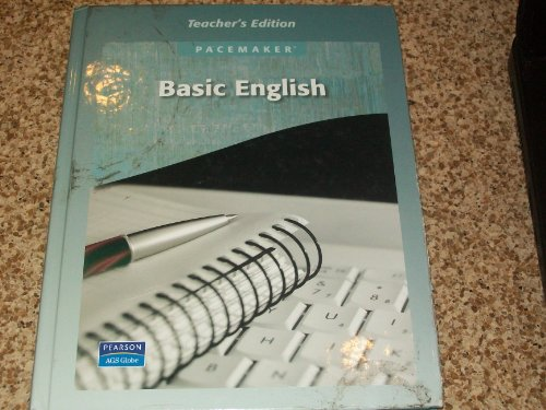 Pacemaker Basic English, Teacher's Edition (Pacemaker Programming Books compare prices)