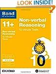 Bond 11+: Non-verbal Reasoning: 10 Mi...