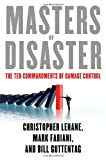 Image of Masters of Disaster: The Ten Commandments of Damage Control