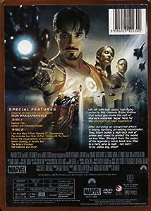 Iron Man (2008) (Steelbook 2 Disc Special Edition) Region 2) (Import)
