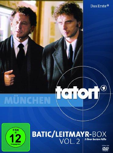 Tatort: Batic/Leitmayr-Box, Vol. 2 [3 DVDs]