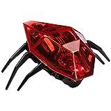 Deskpets 6302 - Robot araña radiocontrol, color rojo