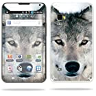 Protective Vinyl Skin Decal Cover for Samsung Galaxy Player 5.0 MP3 Player Android WiFi Sticker Skins Wolf