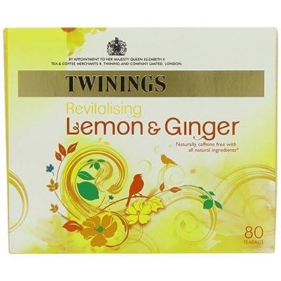 TWN-F07677-V0ParentV3 von Twinings revive & revitalise Lemon & Ginger 80 Btl. 120g bei Gewürze Shop